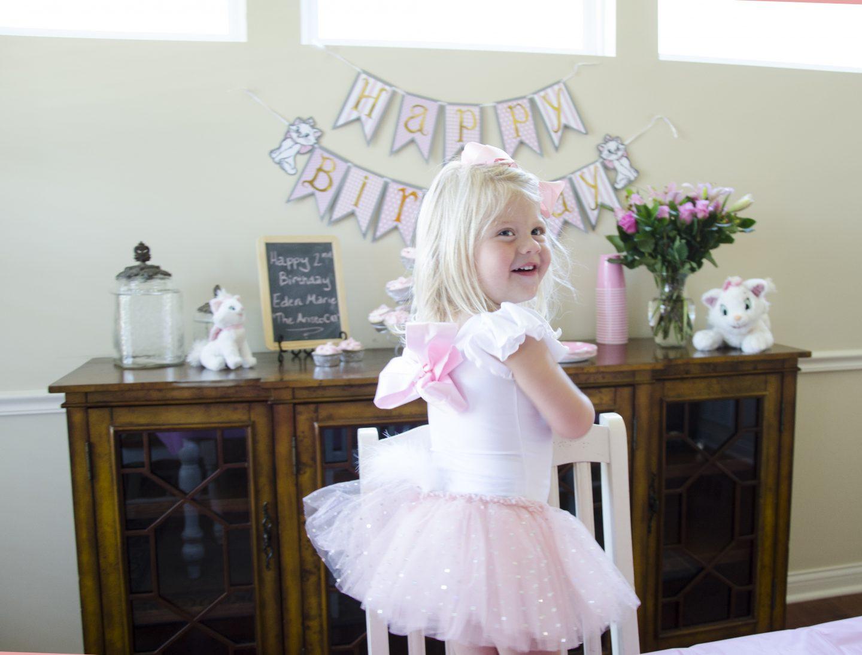 It's Your 2nd Birthday, Eden!