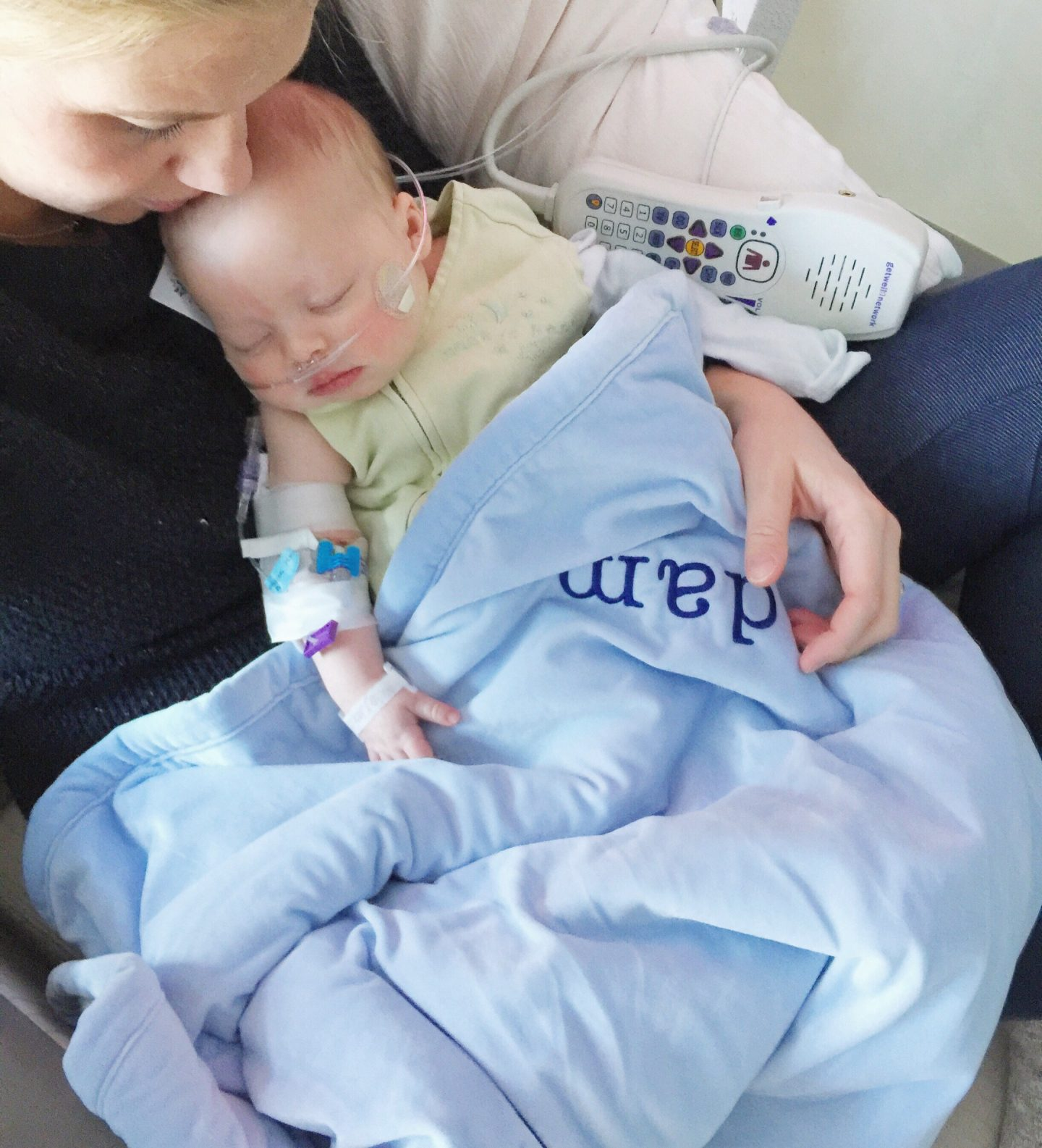 Adam's Journey to Save Lives (RSV)