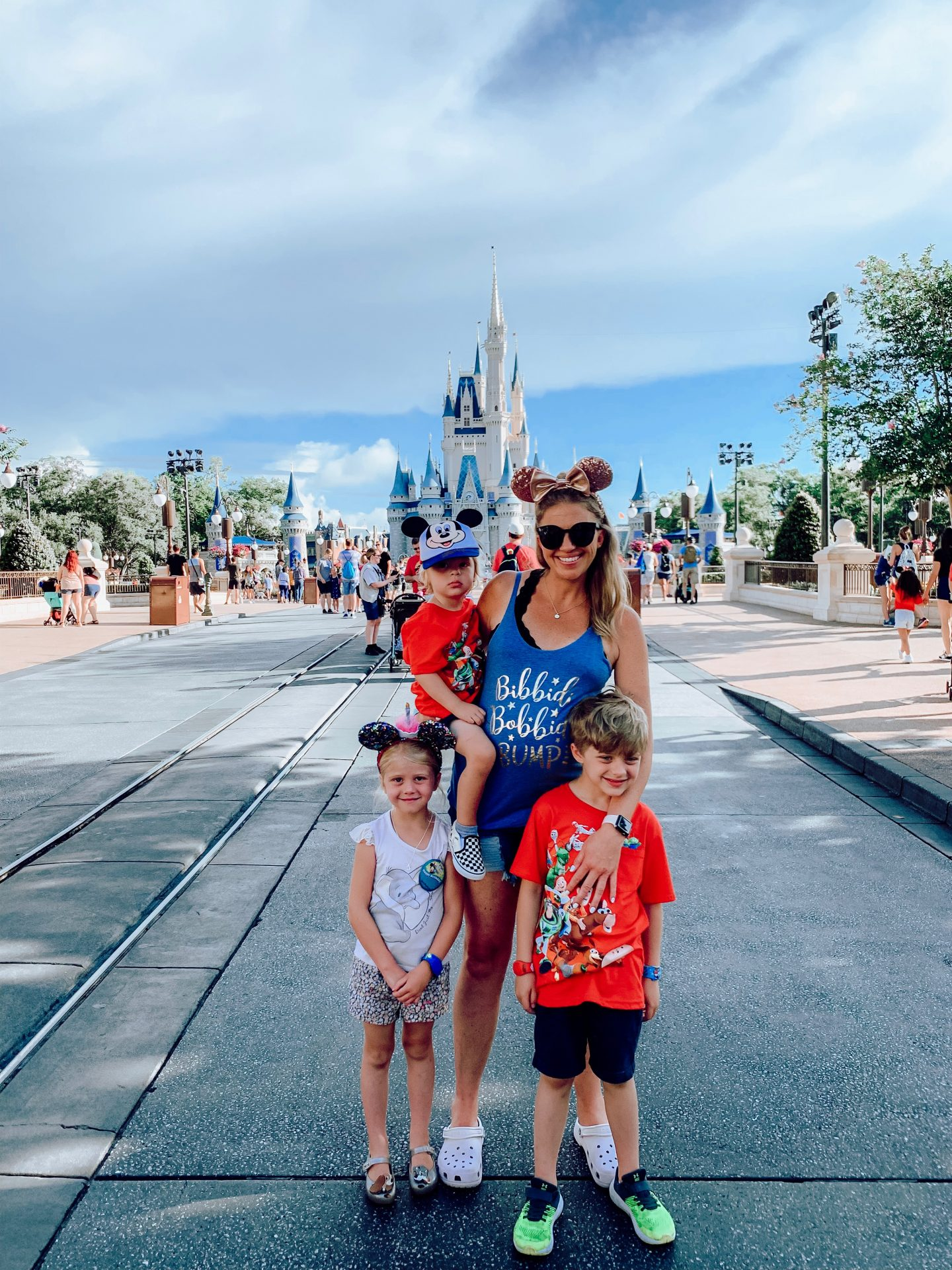 9 (mostly) Magical Days at Disney