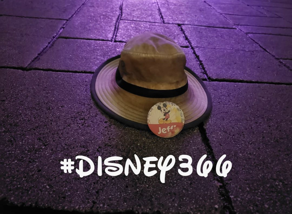 Interview with Jeff Reitz, Mr. (almost) 3,000 consecutive day at Disneyland