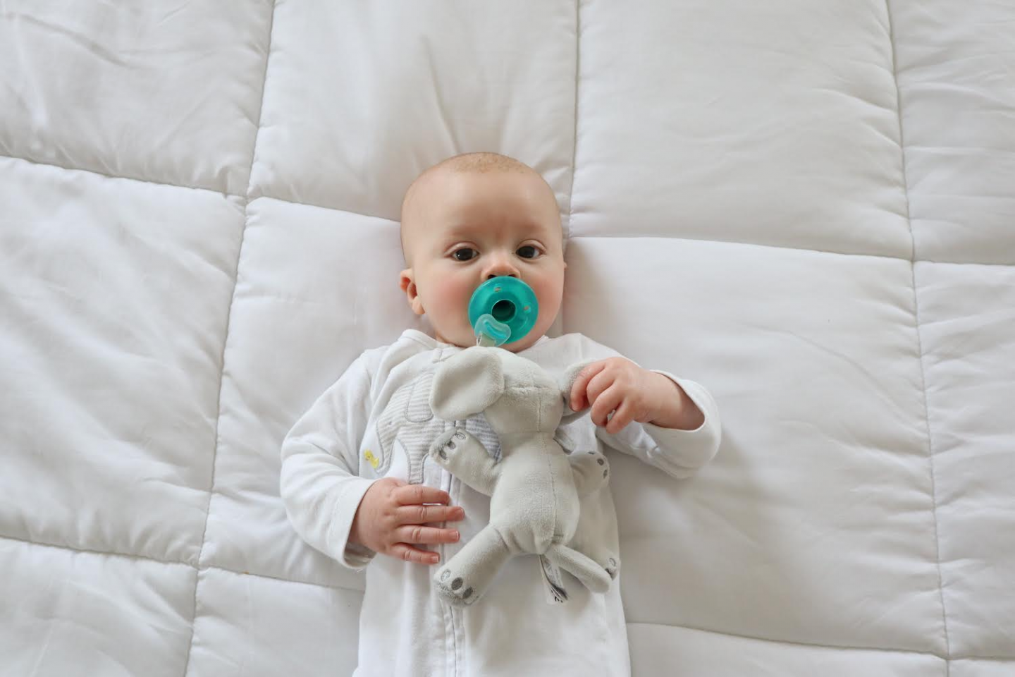 The Philips Avent Soothie Snuggle