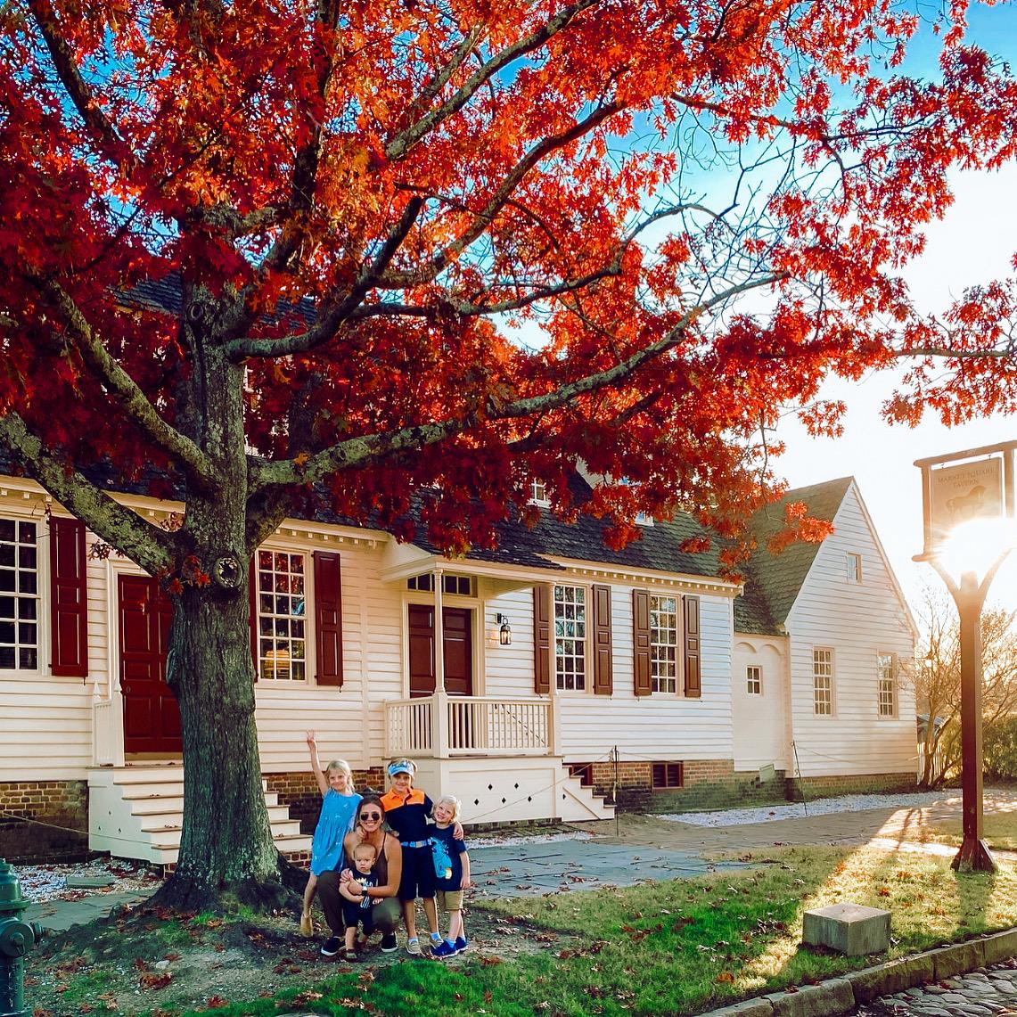 Colonial Williamsburg + Jamestown, Virginia