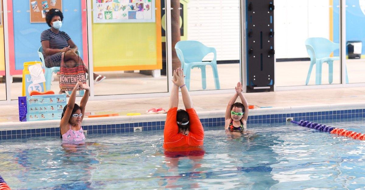 Goldfish Swim School and COVID 19