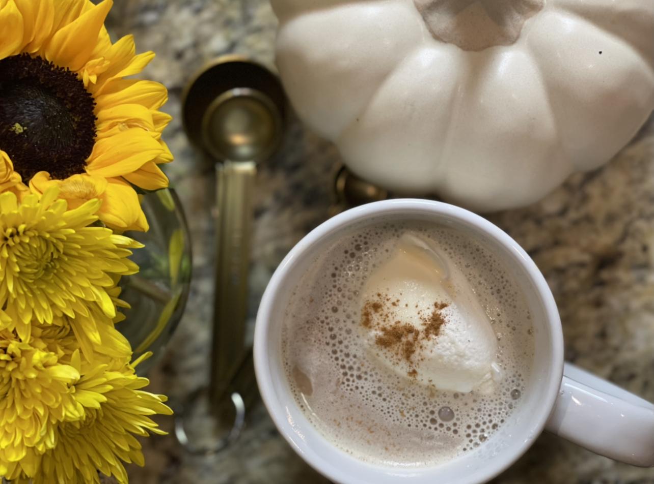 Pumpkin Spice Coffeehouse Treat Recipe!